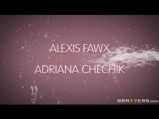 Brazzers Porno HD Squirting Swingers Adriana Chechik, Alexis Fawx, Charles Dera & Keiran Lee RWS Real Wife Stories May 08, 2017