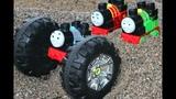 Мультик про Паровозики ТОМАС И ЕГО ДРУЗЬЯ Потерял Колеса Видео для Детей с игрушками
