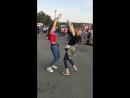 Бешеные танцы большойРЕП