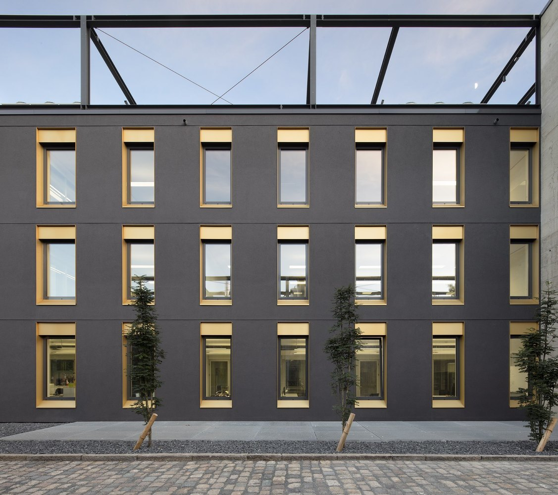 Center for Systems Biology Dresden / Heikkinen-Komonen Architects