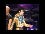 Michael Jackson Gold Pants OMGG O.O
