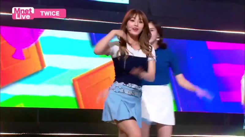 GYAO MUSIC LIVE「Mnet LIVE TWICE vol 6」 2018 10 18