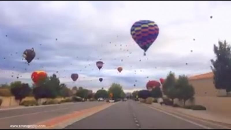 мир воздушных шаров 🎈🎈🎈