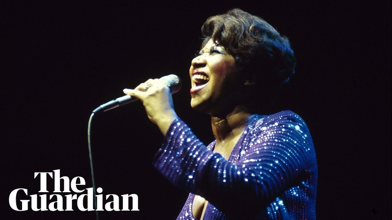 One song, six decades Aretha Franklin sings (You Make Me Feel Like) A Natural Woman