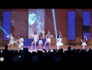 · Fancam · 180818 · OH MY GIRL - Windy Day · DRUMEX Concert ·