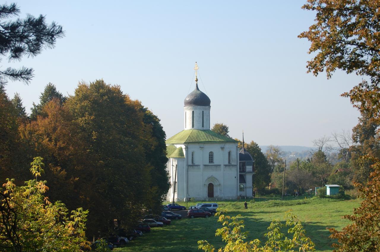 40XwrKIYNsI Звенигород - самый живописный город Подмосковья.