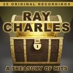 Ray Charles альбом A Treasury Of Hits