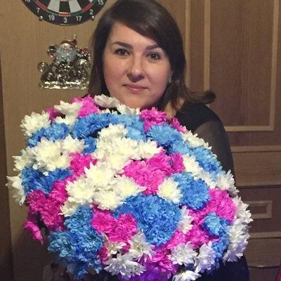 Наташа Агафонникова