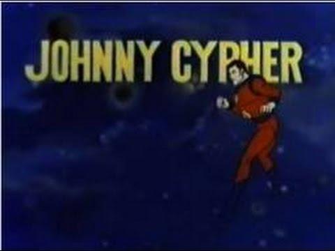 Johnny Cypher Na Dimensão Zero - Desenho Anos 60s