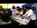 Волонтеры медики Тамбова приняли участие в Марафоне здоровья