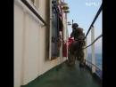 Les forces d'opérations spéciales de l'armée russe s'entraînent en Méditerranée