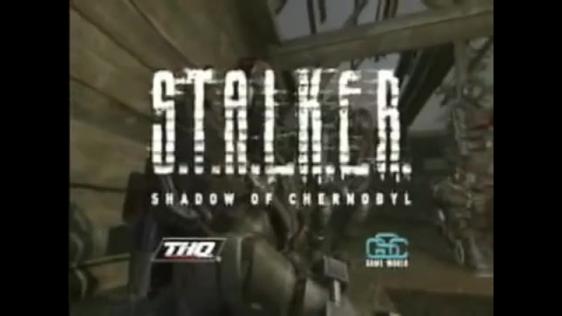 S.T.A.L.K.E.R. Shadow of Chernobyl - Get Out Alive - Three Days Grace