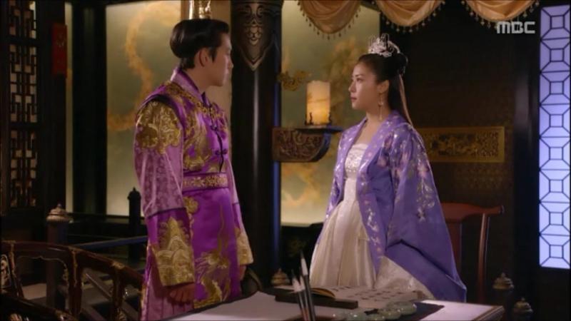 Императрица Ки - Секретное образование императора Тогона. Учительница Ки Нян. Ссора императора и Ки Нян.Часть 3