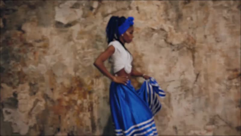 Chicas de la Habana a Moscu Rumba Guaguanco Annelys Perez Castillo