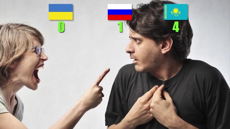 Украина, Россия, Казахстан. Где строже законы