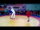 Командные соревнования по самбо памяти А.А.Герасимова 22.04.2018