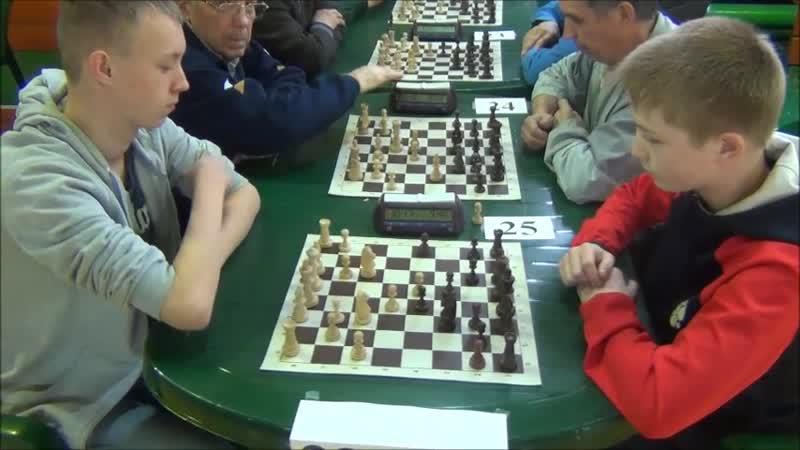 Шахматный фестиваль в Ялуторовске