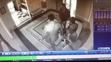 Видео нападения на дом Шестуна и его семью