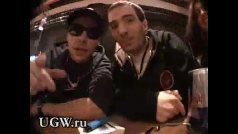 2007.11.24 - DJ Superman x Вахтанг x Гек x MC Trip BeniG x Wbeat (Ruff Cutz Session, Cтудия О2TV, Москва)