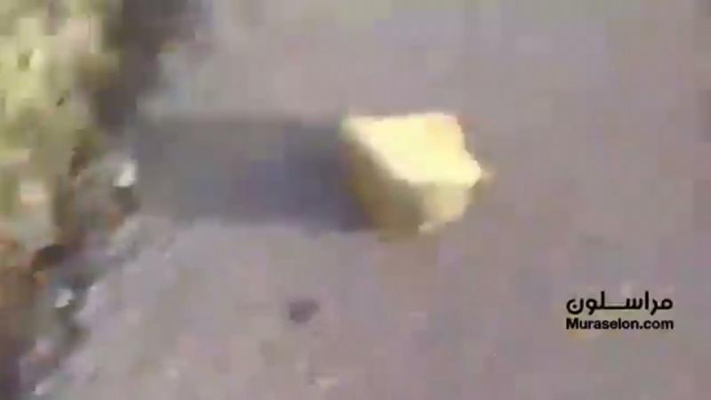 Пр.Хама,ПТРК «Корнет- Д» в деле 10.06.2018