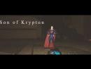 Son of Krypton versus Bat of Gotham