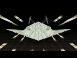 Lockheed F-117 Nighthawk (Локхид F-117 Найт Хок) - первый стелс