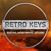 Retro keys