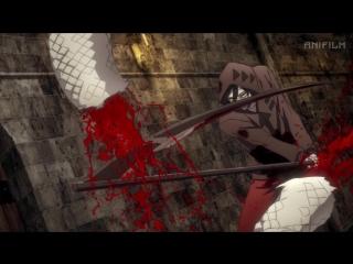 9 - Ангел кровопролития / Angel of Massacre (hAl, Баяна) | AniFilm