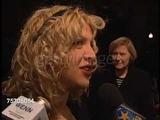 Courtney Love interview at 200 Cigarettes premiere 1999