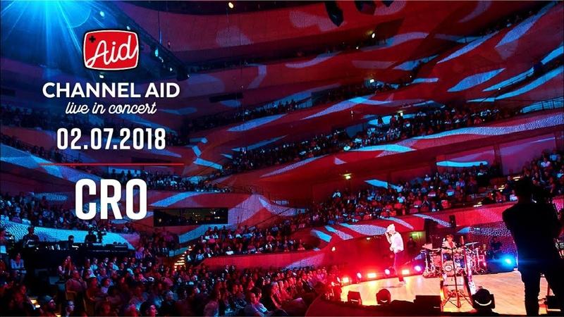 CRO - Traum (live aus der Elbphilharmonie Hamburg) CALIC2018