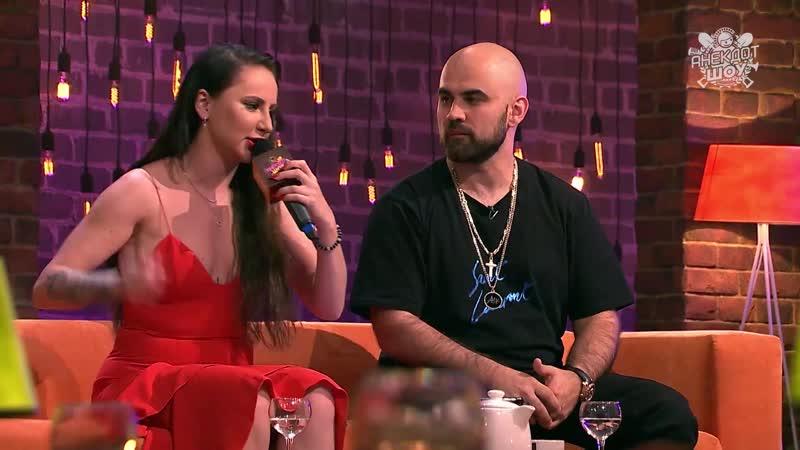 Певица Asti рассказала анекдот
