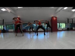 Katya Svistunova heels choreo