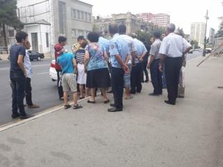 В Баку маньяк угрожает водителям и пассажирам убийством. Азербайджан Azerbaijan Azerbaycan БАКУ BAKU BAKI Карабах 2018 HD ЖЕСТЬ