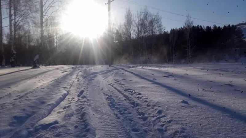Тюбинг Аша Снегоход 2018