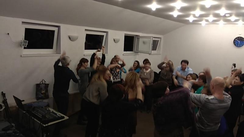 Пророческий танец СОЗО 1 модуль Черняховск