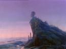 Gandahar 1988 Гандахар Рене Лалу Айзек Азимов Жан Пьер Андревон DIVX 1080p