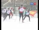 Около 100 ельчан приняли участие в лыжных гонках в зачет круглогодичной Спартакиады трудящихся 2018 г #ЗдоровыйрегионЕлец