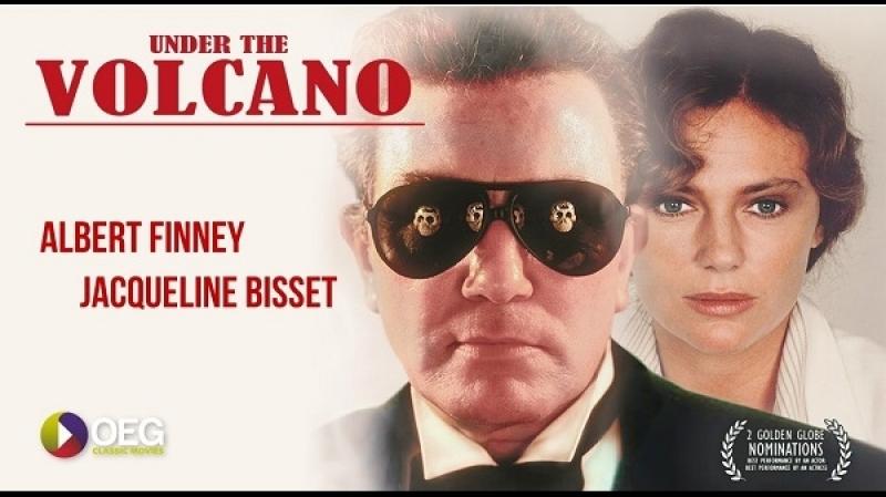 1984 John Huston Under the Volcano Albert Finney Jacqueline Bisset Anthony Andrews