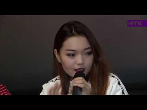 В мире Q-pop новая пара Фан-митинг группы Crystalz
