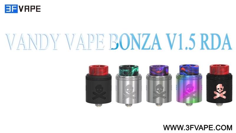Vandy Vape Bonza V1.5 RDA