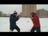 Российский боец смешанного стиля Нурмагомедов готовится сразиться с Фергюсоном из США