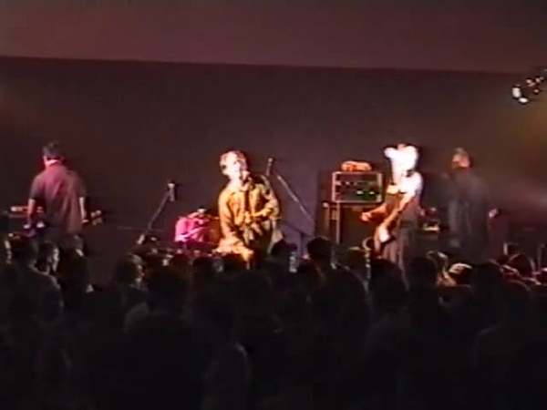No Fun At All Live in Robertsonville Quebec 28 05 1999