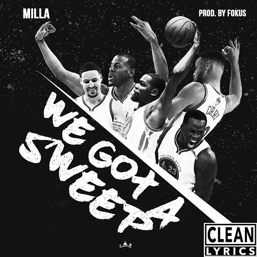 Milla альбом We Got a Sweep!