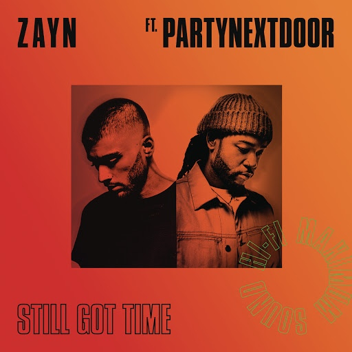 Zayn альбом Still Got Time