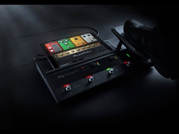 IRig Stomp I/O In Depth