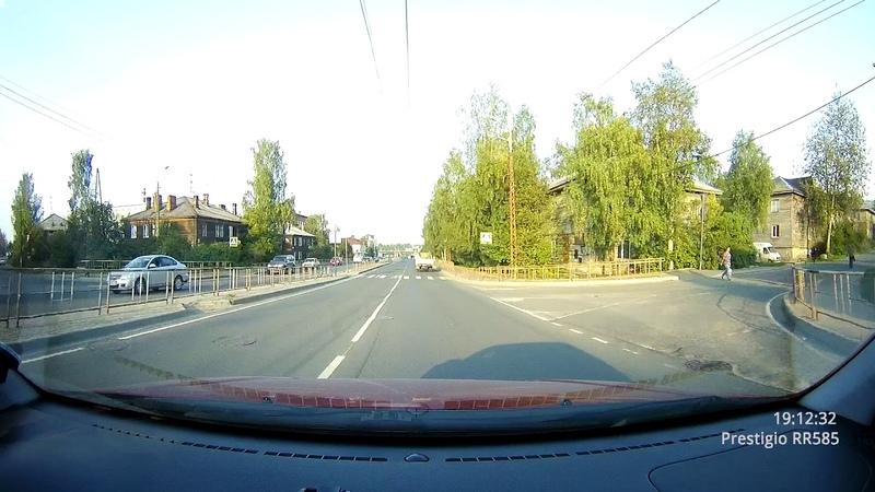 ДТП ул Чапаева 07 09 2018 17 13