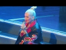 Christina Aguilera - Come On Over Baby (All I want is you)/Cant Hold us Down/Keep on Siging my song (The Liberetion Tour 2018)