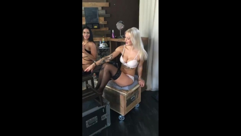 Секси девочки в прямом эфире Live instagram