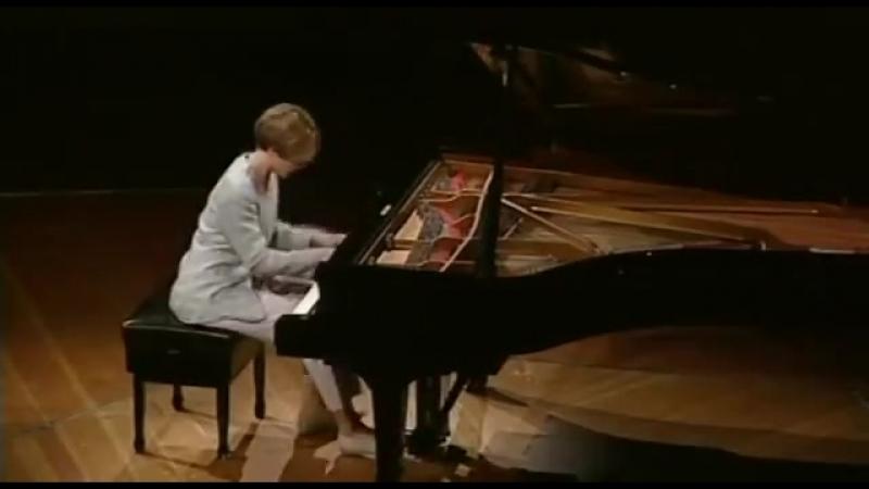 Bach Busoni Chaconne in D minor BWV 1004 Helene Grimaud piano