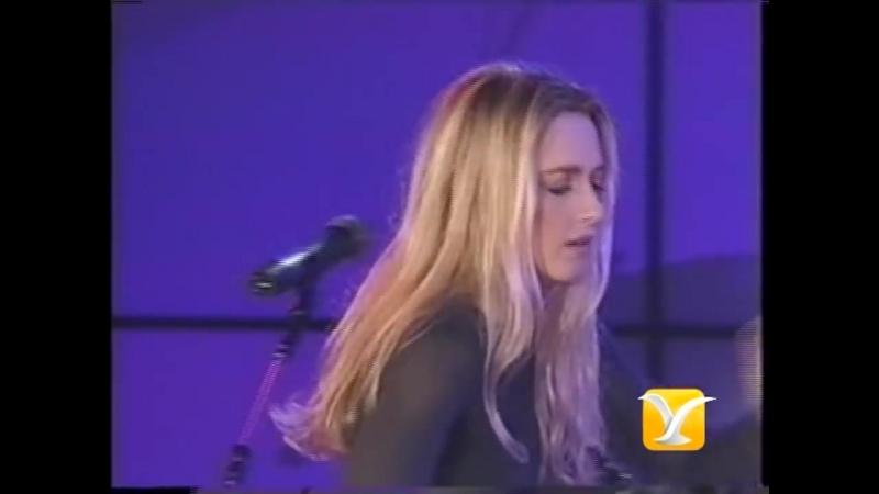 Marie Claire D´Ubaldo, La Magia del Ritmo, Festival de Viña 1995